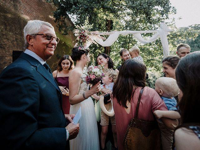 Il matrimonio di Antony e Martina a Firenze, Firenze 102