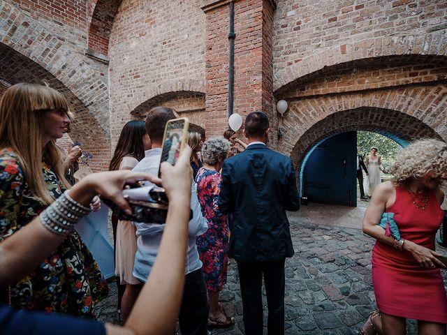 Il matrimonio di Antony e Martina a Firenze, Firenze 110