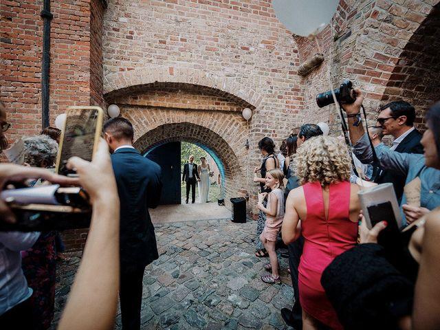Il matrimonio di Antony e Martina a Firenze, Firenze 111