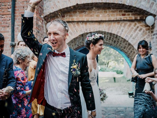 Il matrimonio di Antony e Martina a Firenze, Firenze 115