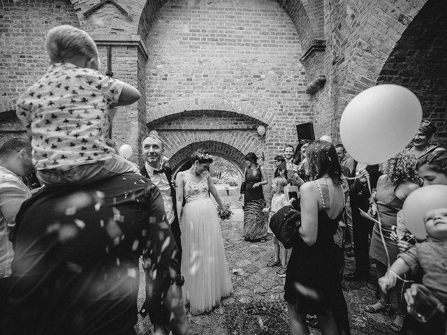 Il matrimonio di Antony e Martina a Firenze, Firenze 117