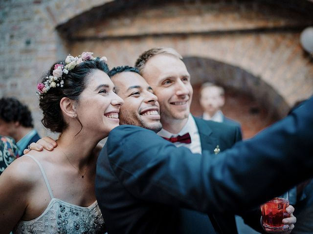 Il matrimonio di Antony e Martina a Firenze, Firenze 125