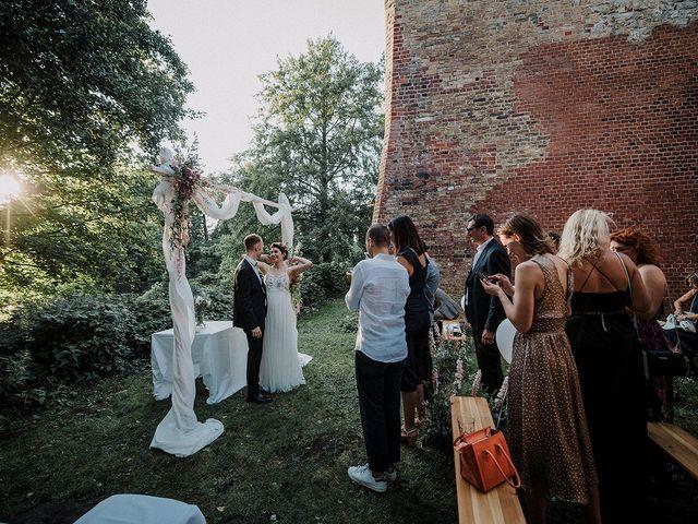 Il matrimonio di Antony e Martina a Firenze, Firenze 128