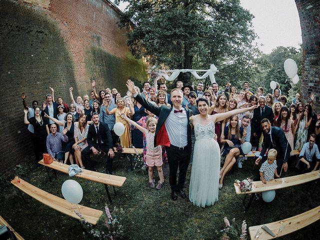 Il matrimonio di Antony e Martina a Firenze, Firenze 129