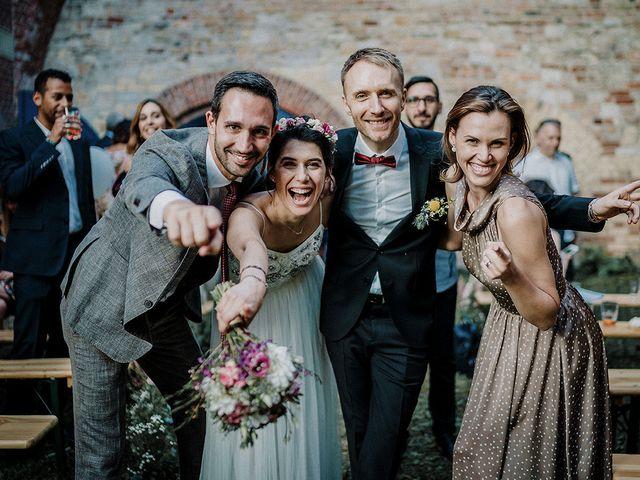 Il matrimonio di Antony e Martina a Firenze, Firenze 130