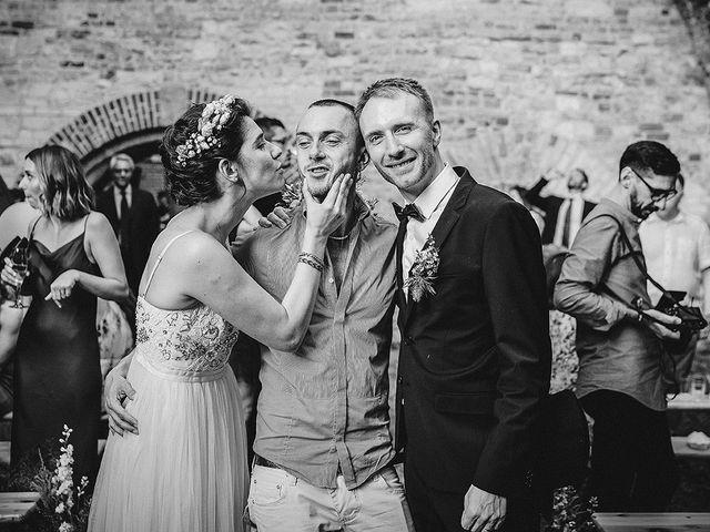 Il matrimonio di Antony e Martina a Firenze, Firenze 131