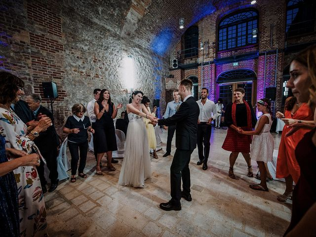 Il matrimonio di Antony e Martina a Firenze, Firenze 147