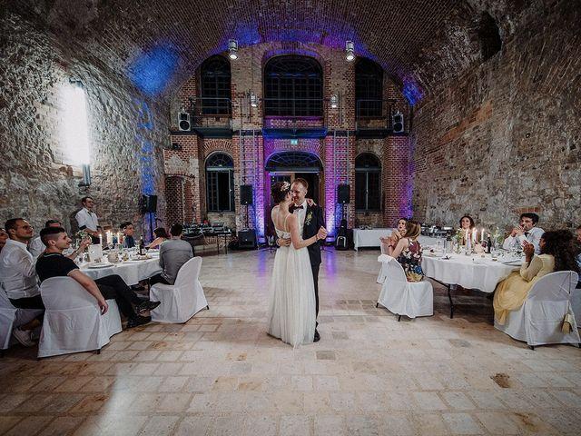 Il matrimonio di Antony e Martina a Firenze, Firenze 153
