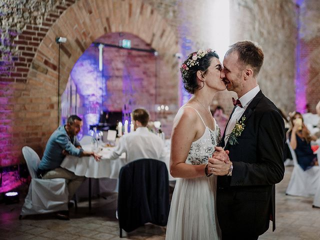 Il matrimonio di Antony e Martina a Firenze, Firenze 154