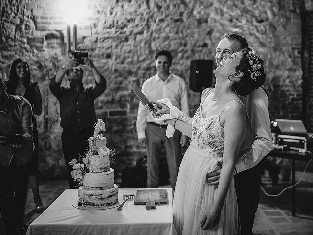 Il matrimonio di Antony e Martina a Firenze, Firenze 171