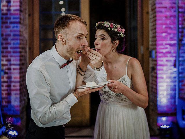 Il matrimonio di Antony e Martina a Firenze, Firenze 173