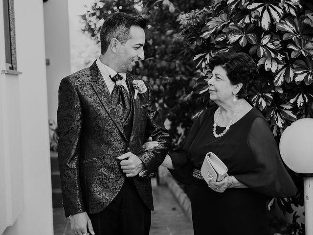Il matrimonio di Sara e Antonio a Castro, Lecce 11