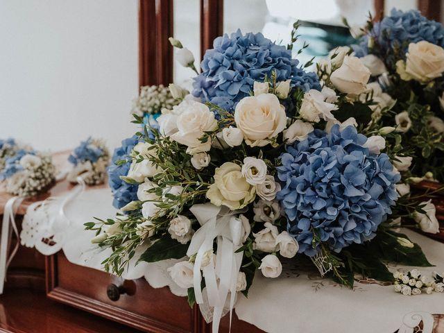Il matrimonio di Sara e Antonio a Castro, Lecce 13