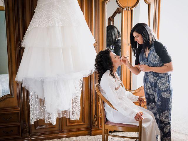 Il matrimonio di Sara e Antonio a Castro, Lecce 15