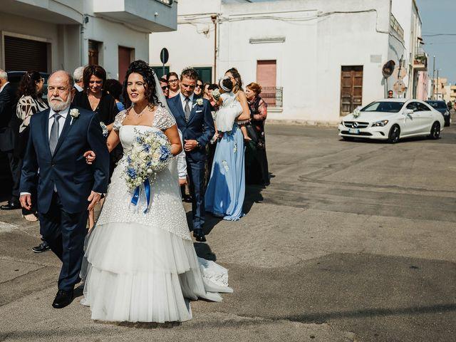 Il matrimonio di Sara e Antonio a Castro, Lecce 27
