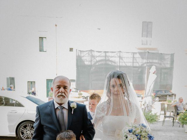 Il matrimonio di Sara e Antonio a Castro, Lecce 28