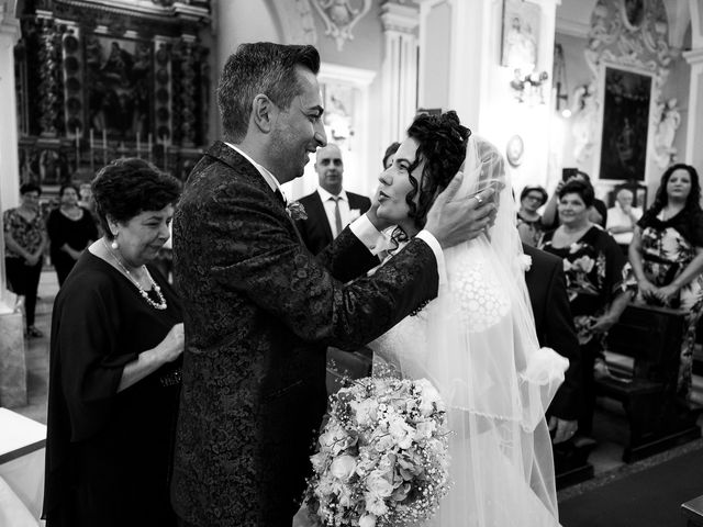 Il matrimonio di Sara e Antonio a Castro, Lecce 29
