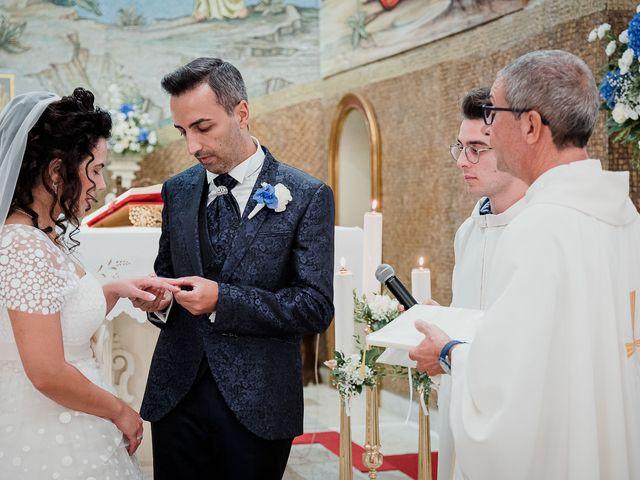 Il matrimonio di Sara e Antonio a Castro, Lecce 30