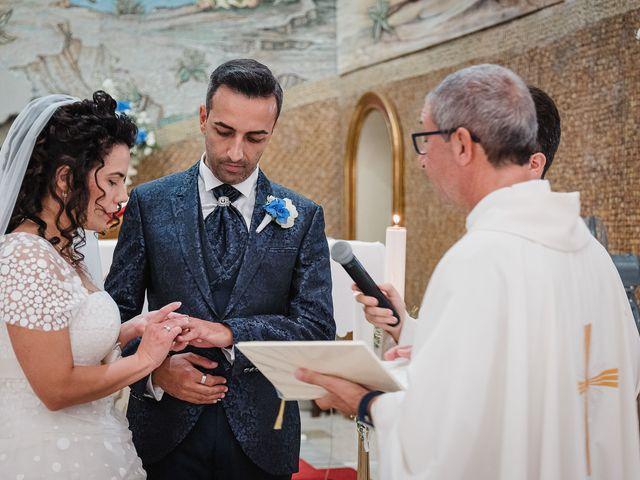 Il matrimonio di Sara e Antonio a Castro, Lecce 31