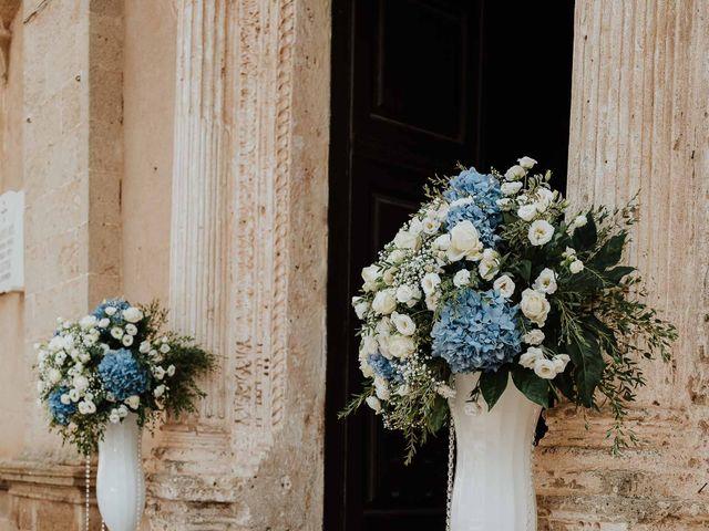 Il matrimonio di Sara e Antonio a Castro, Lecce 32