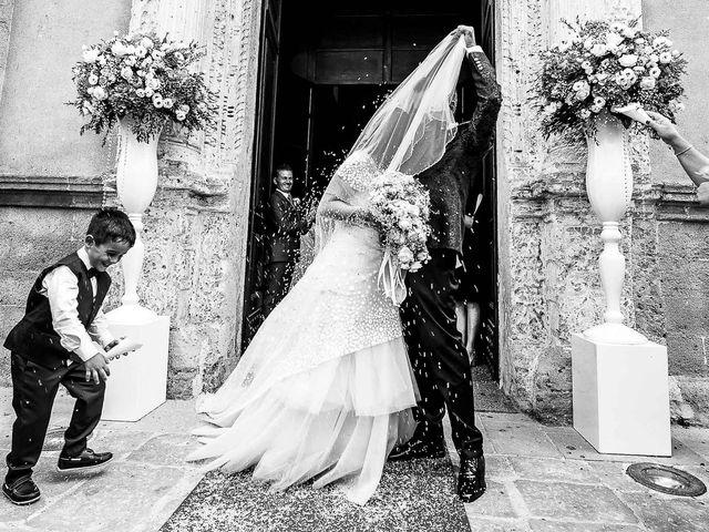 Il matrimonio di Sara e Antonio a Castro, Lecce 34