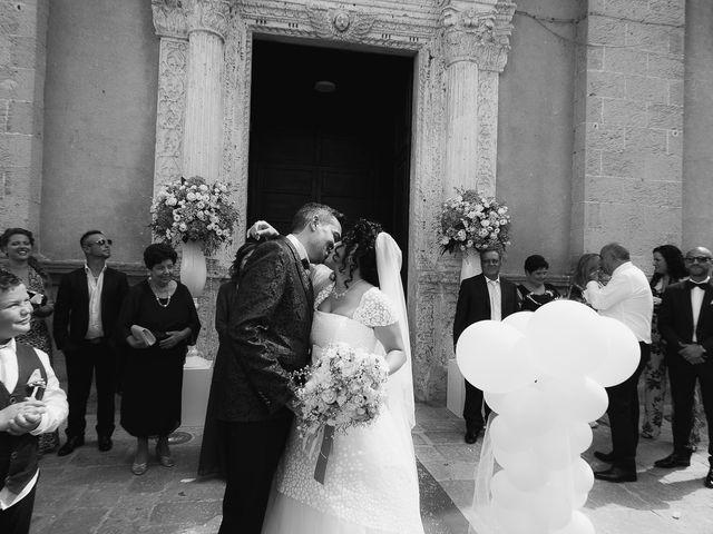 Il matrimonio di Sara e Antonio a Castro, Lecce 35