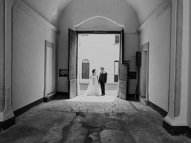 Il matrimonio di Sara e Antonio a Castro, Lecce 36