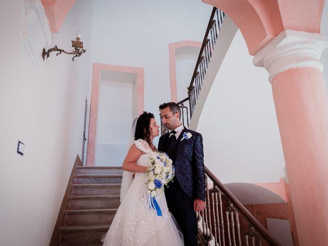 Il matrimonio di Sara e Antonio a Castro, Lecce 40