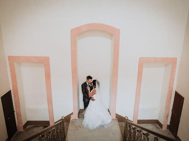 Il matrimonio di Sara e Antonio a Castro, Lecce 41