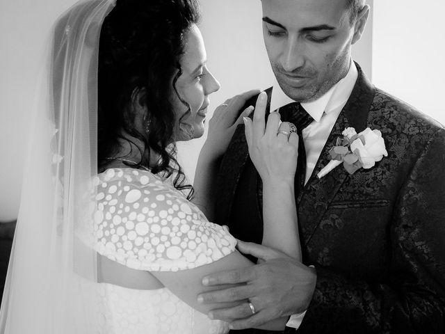 Il matrimonio di Sara e Antonio a Castro, Lecce 49