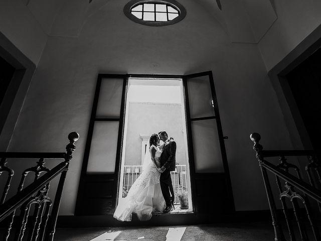 Il matrimonio di Sara e Antonio a Castro, Lecce 52
