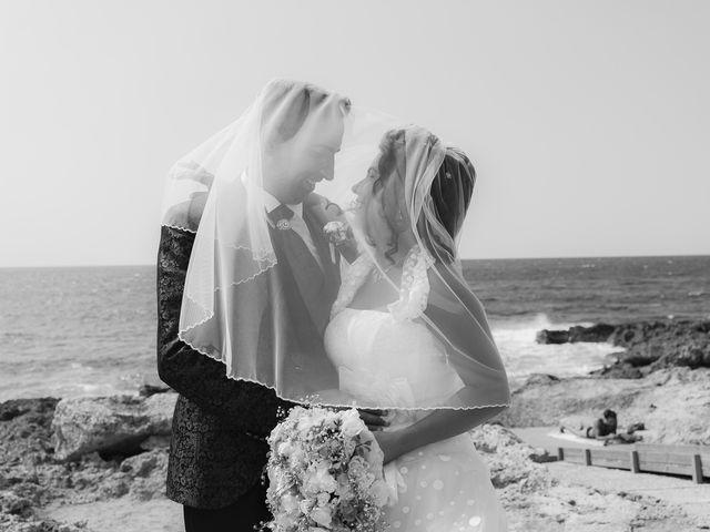Il matrimonio di Sara e Antonio a Castro, Lecce 54