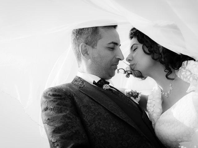 Il matrimonio di Sara e Antonio a Castro, Lecce 1