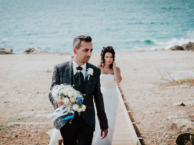 Il matrimonio di Sara e Antonio a Castro, Lecce 58