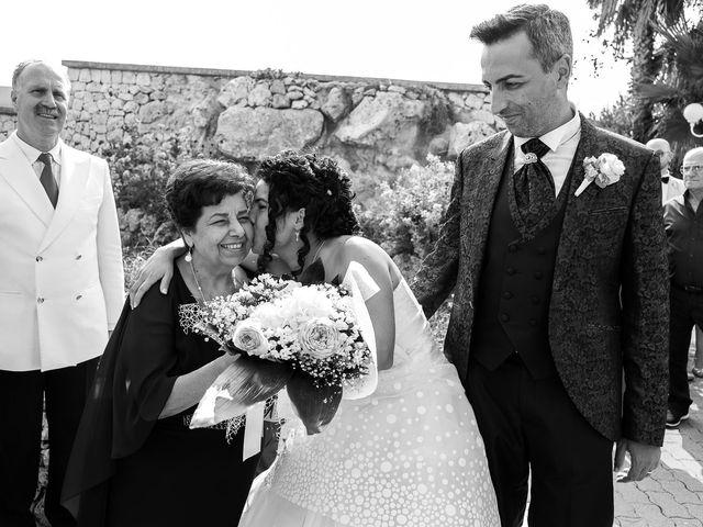 Il matrimonio di Sara e Antonio a Castro, Lecce 59