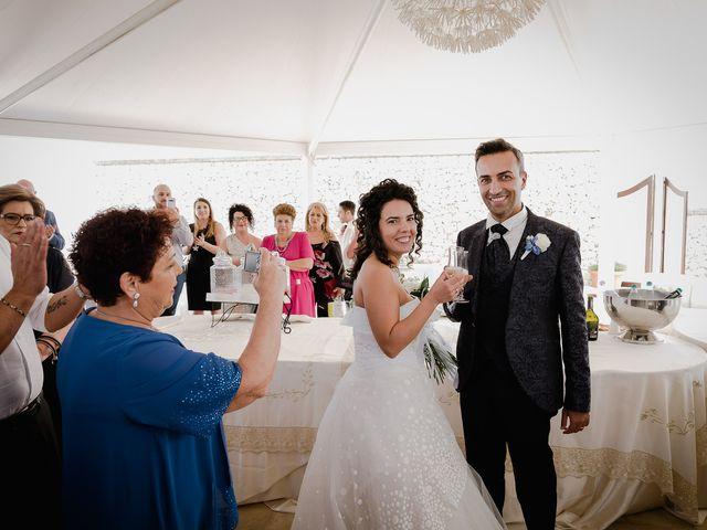 Il matrimonio di Sara e Antonio a Castro, Lecce 60