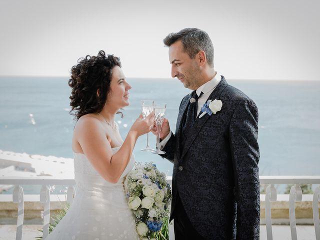 Il matrimonio di Sara e Antonio a Castro, Lecce 62