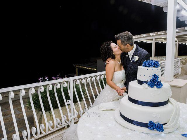 Il matrimonio di Sara e Antonio a Castro, Lecce 70