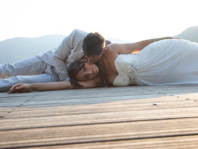 Le nozze di Anna e Ivan
