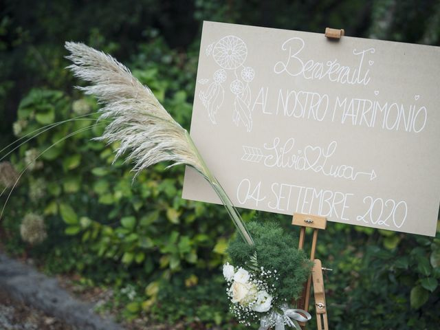 Il matrimonio di Luca e Silvia a Buti, Pisa 2