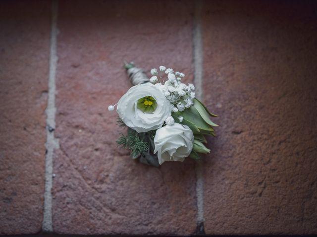 Il matrimonio di Luca e Silvia a Buti, Pisa 15