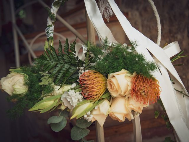 Il matrimonio di Luca e Silvia a Buti, Pisa 29