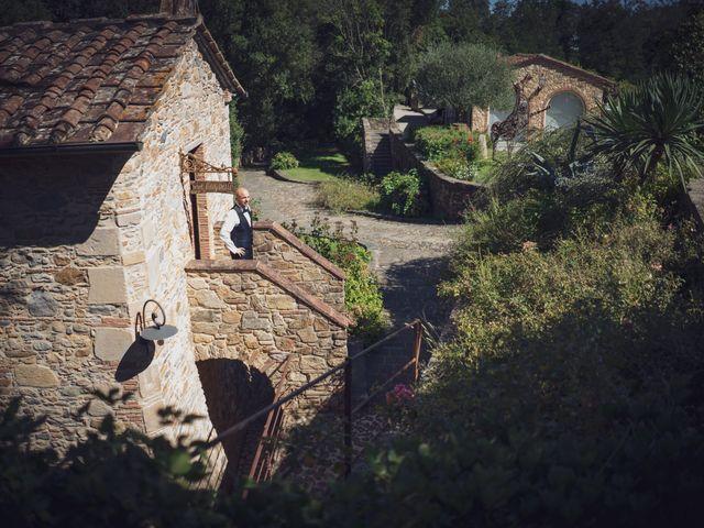 Il matrimonio di Luca e Silvia a Buti, Pisa 36