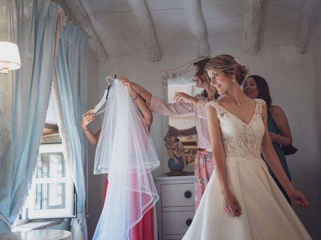 Il matrimonio di Luca e Silvia a Buti, Pisa 48