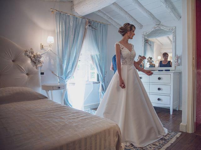 Il matrimonio di Luca e Silvia a Buti, Pisa 49