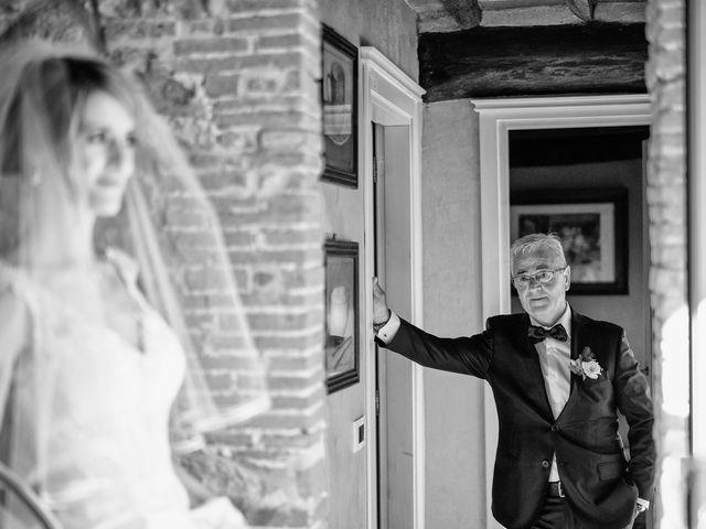 Il matrimonio di Luca e Silvia a Buti, Pisa 53