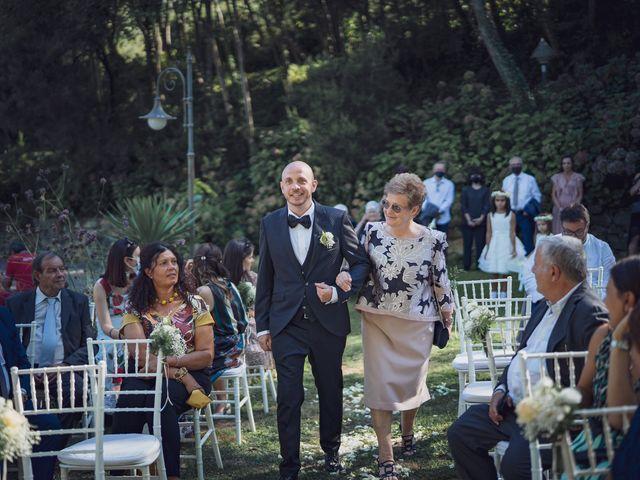Il matrimonio di Luca e Silvia a Buti, Pisa 54