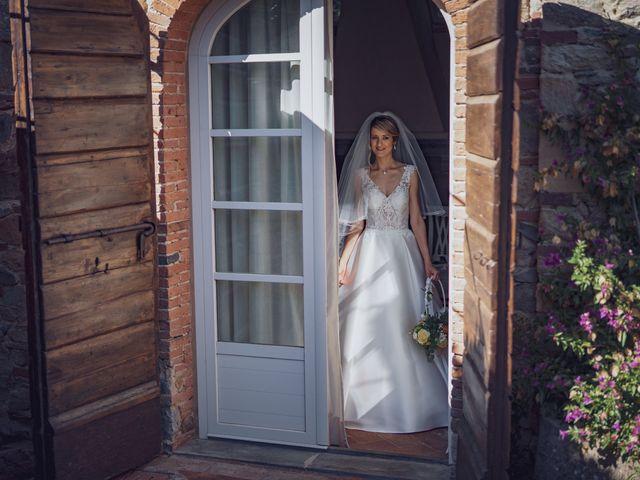 Il matrimonio di Luca e Silvia a Buti, Pisa 55