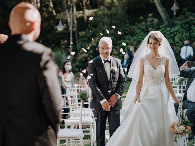 Il matrimonio di Luca e Silvia a Buti, Pisa 57