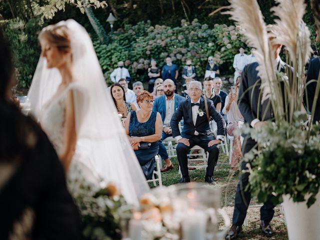 Il matrimonio di Luca e Silvia a Buti, Pisa 62